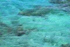 Coral Beach Nature Reserve en Eilat, Israel Imagen de archivo libre de regalías