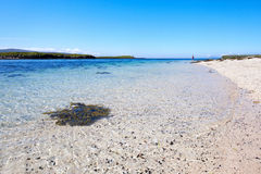 Coral Beaches on the Isle Of Skye Royalty Free Stock Photo