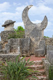 Coral Castle Photographie stock