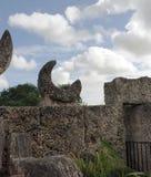 Coral Castle Royalty-vrije Stock Fotografie