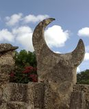 Coral Castle Arkivbild