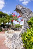 Coral Castle Stock Photos