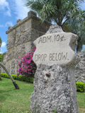 Coral Castle in Leisure City, Florida, USA Stock Photo