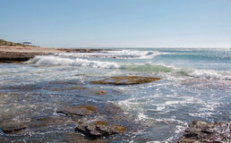 Coral Coast: Jake's Point, Kalbarri Royalty Free Stock Photography