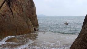 Coral Cove Beach, Koh Samui, Tha?lande, Asie banque de vidéos