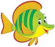 Coral Fish stock illustration