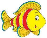 Coral fish. Vector clip-art / children's illustration for your design Stock Image