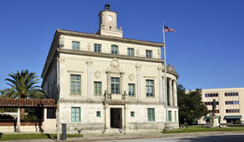 Coral Gables City Hall Royalty Free Stock Images