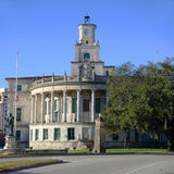 Coral Gables City Hall, Miami, USA Royalty Free Stock Photo