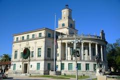 Coral Gables City Hall, Miami, USA Royalty Free Stock Photo