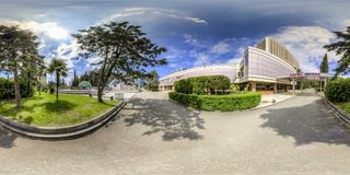 Coral Health Resort à Sotchi Image stock