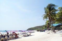 Coral Island, Pattaya, Thailand, Asia Royalty Free Stock Photos
