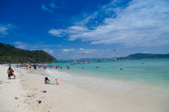 Coral Island, Phuket Stock Photos