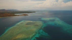Coral Reef Atoll, Bali banque de vidéos