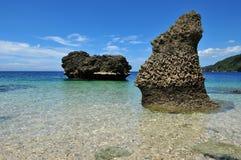 Coral Rocks stock photo