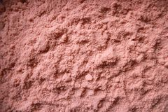 Coral sand , textured  background royalty free stock photography
