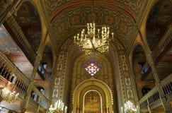 Coral Temple binnen Royalty-vrije Stock Afbeelding