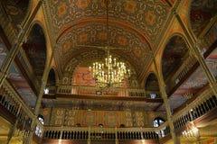 Coral Temple para dentro Foto de Stock Royalty Free