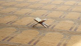 Coran sur le plancher