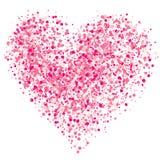 Coração do pulverizador Fotos de Stock