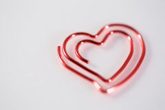 Corazón - ámelo Imágenes de archivo libres de regalías