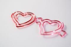 Corazón - ámelo Foto de archivo