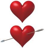 Corazón Fotografía de archivo