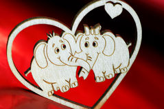 Corazón. Foto de archivo