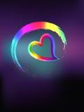 Corazón @ Foto de archivo