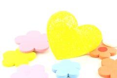 Corazón. Imágenes de archivo libres de regalías