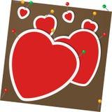 Corazón Ilustración del Vector