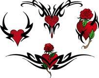 Corazón Imagen de archivo libre de regalías