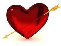 Corazón. Amor ilustración del vector