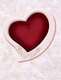 Corazón BG Fotos de archivo libres de regalías