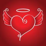 Corazón bueno Imagenes de archivo