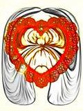 Corazón Corazones holiday boda holidays ilustración del vector