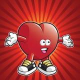 Corazón de Avmed Fotografía de archivo