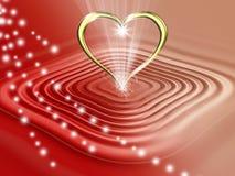 Corazón de la Navidad libre illustration