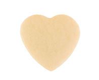 Corazón de la torta dulce. fotografía de archivo libre de regalías