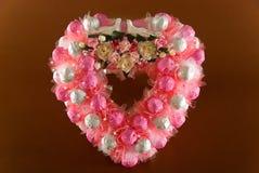 Corazón de los dulces Fotografía de archivo libre de regalías