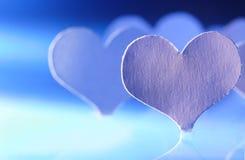 Corazón de papel Fotografía de archivo libre de regalías