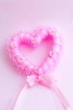 Corazón de Rose Fotografía de archivo libre de regalías