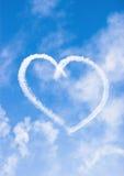 Corazón del amor fotografía de archivo libre de regalías