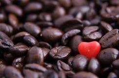Corazón del caramelo Imagen de archivo