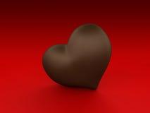 Corazón del chocolate libre illustration