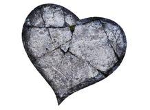 corazón del dibujo Foto de archivo libre de regalías