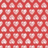 Corazón del modelo Foto de archivo
