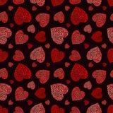 Corazón del modelo Imagen de archivo libre de regalías