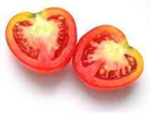 Corazón del tomate Foto de archivo libre de regalías