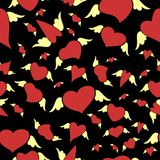 Corazón del vuelo Imagen de archivo